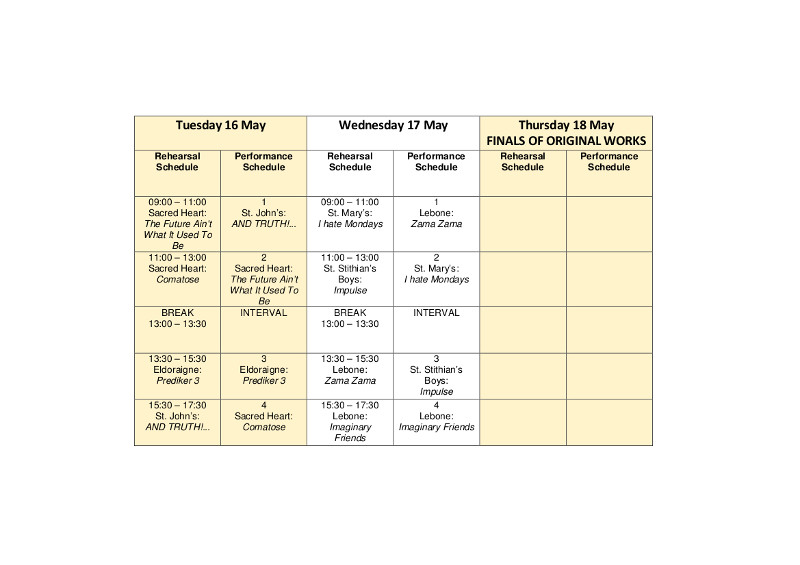 FEDA SCHEDULE page 4