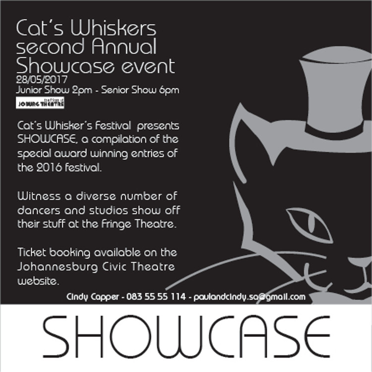 CatsWhiskers_Showcase Poster