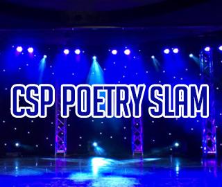 CSP poetry slamicon