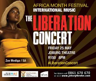 Liberation Icon Roshnie