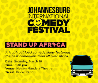 Stand-Up-Africa Icon