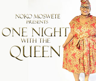 one night with the queen ICON