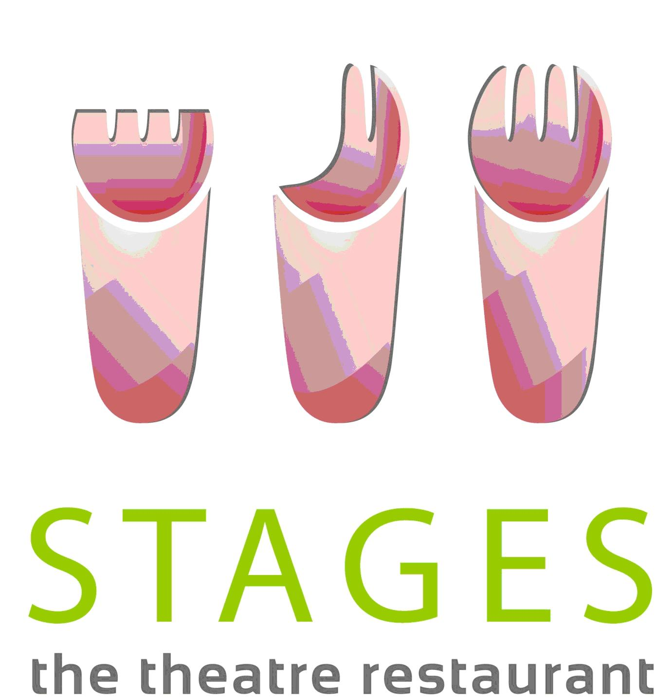 Stages logo JT