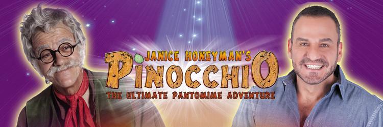 Pinocchio-slider