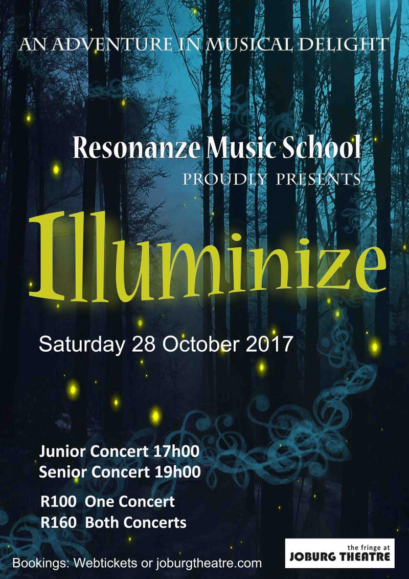 Illuminize Poster