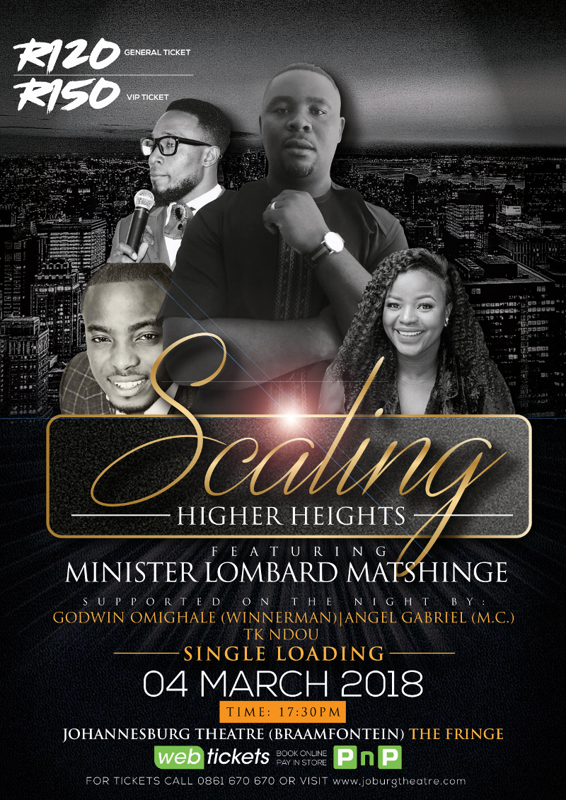 Scaling Higher Heights Poster