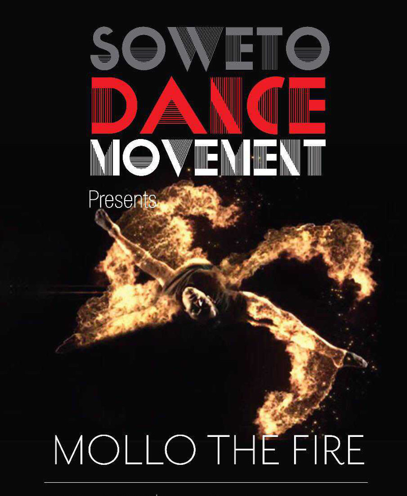 Soweto Dance Movement Poster New