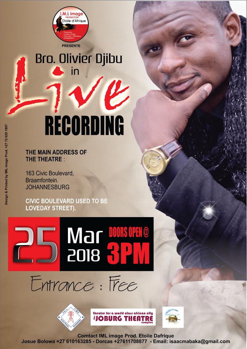 Olivier Djibu Poster Image