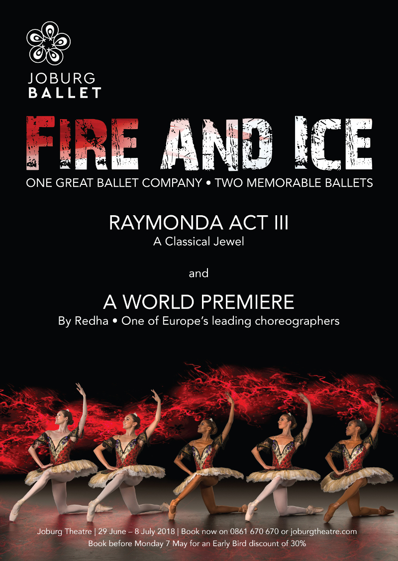 fire and ice - Poster for Web