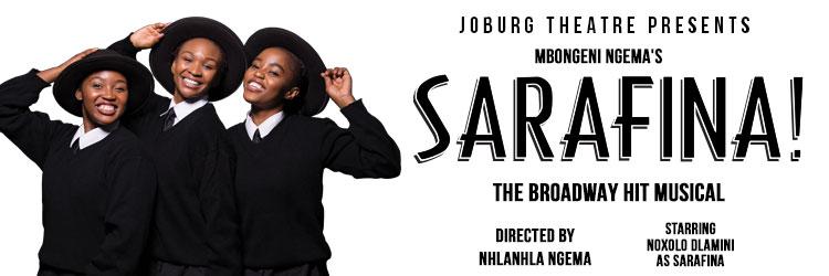 SARAFINA! (info) - Joburg Theatre